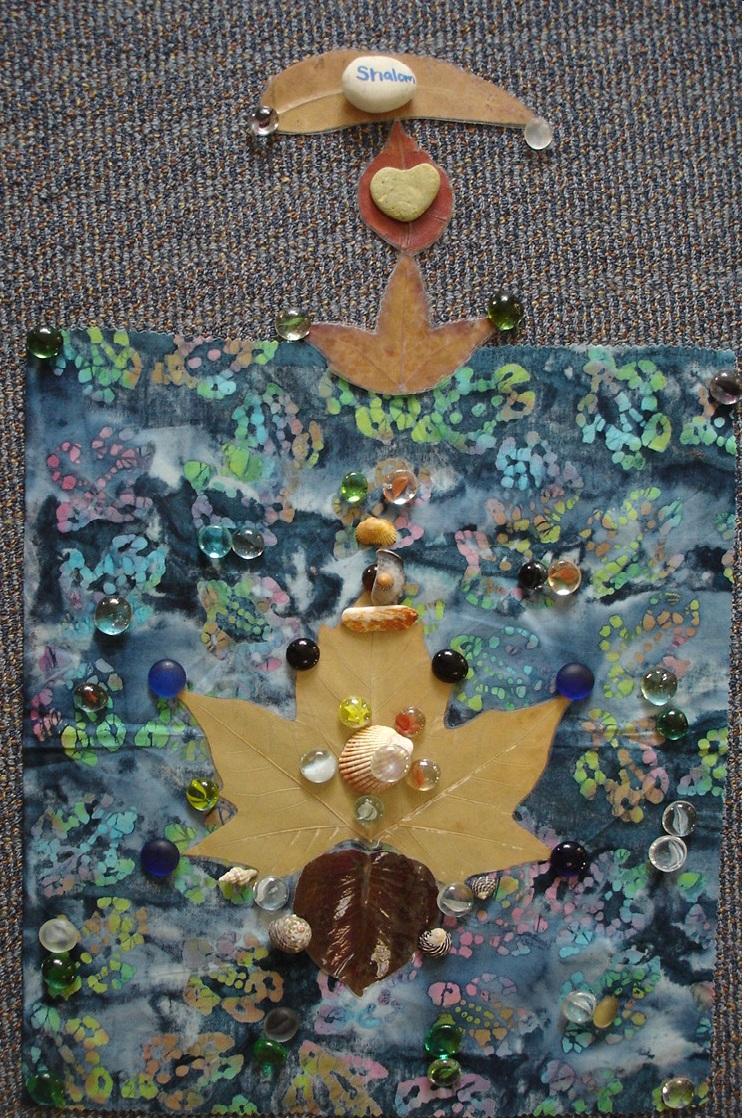 Candle Mats Kaleidoscope